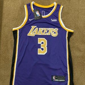Anthony Davis Nike Los Angeles Lakers Jersey
